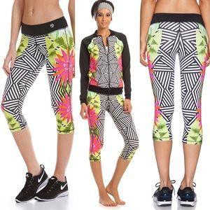 b92068320ea62 Trina Turk Pants - Trina Turk • Tropicana Mid Length Leggings